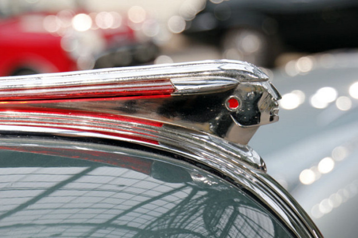 "1948 Pontiac Torpedo ""Silver Streak"""