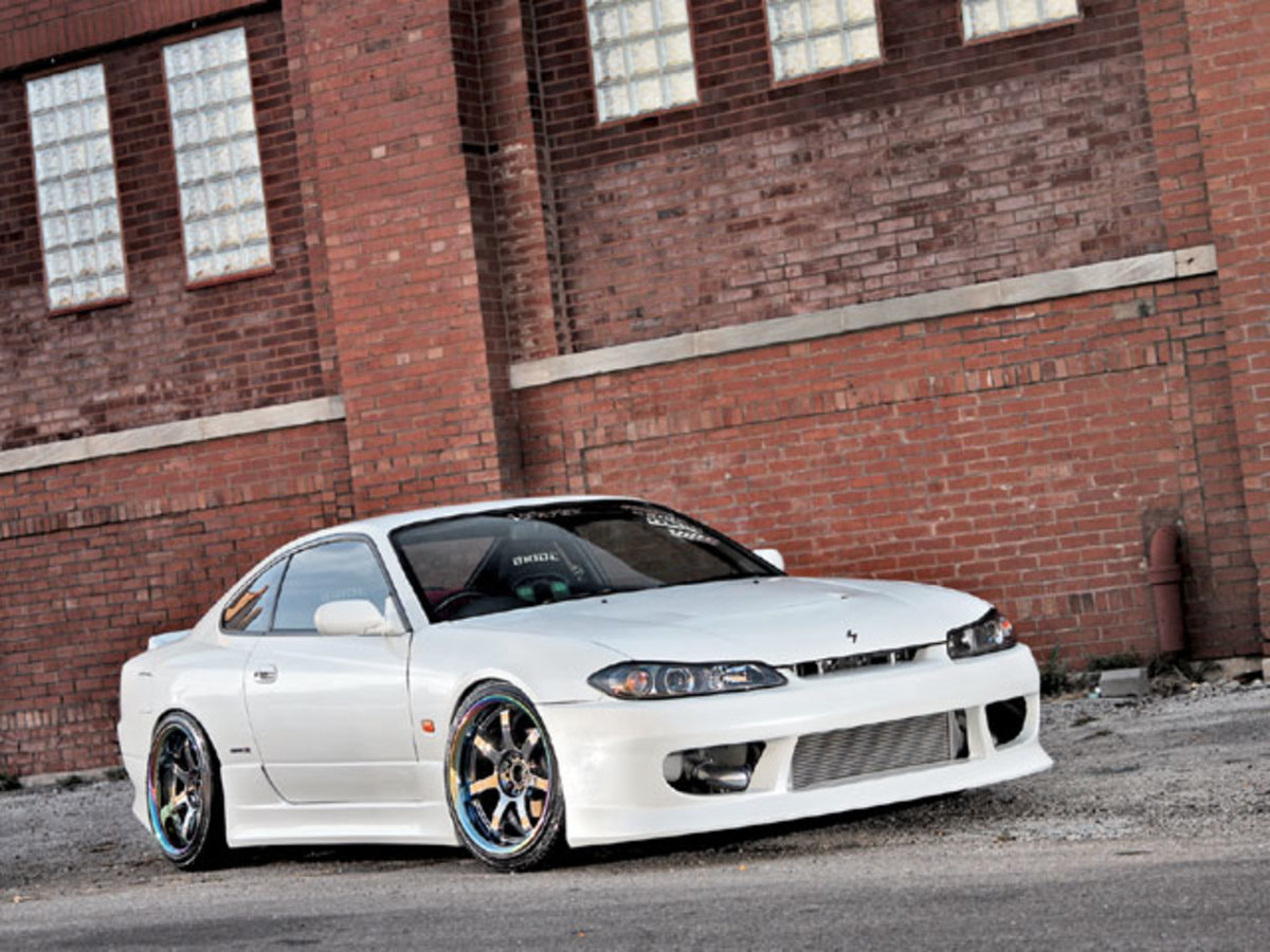 S15 Conversion: Fitting an S15 Front End to a Nissan S13 or