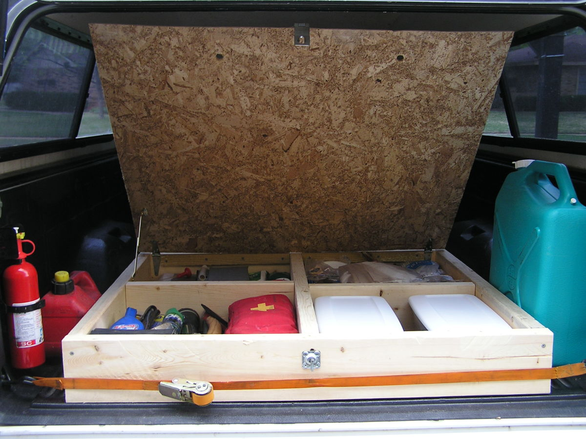 Wasted Spaces Truck Bed
