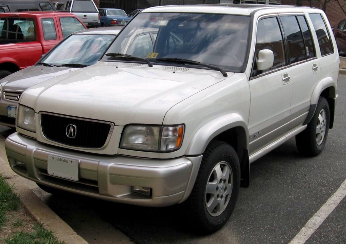 1998-99 Acura SLX