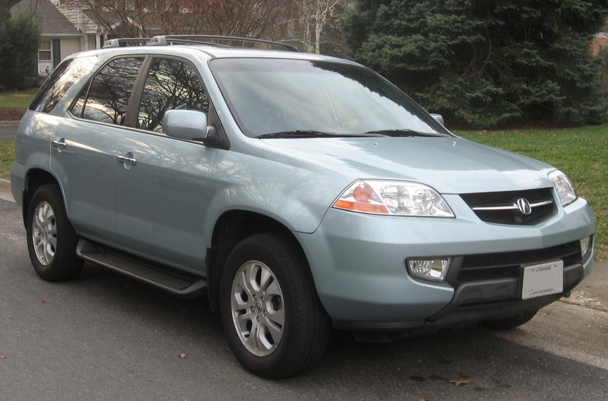2001-2003 MDX.