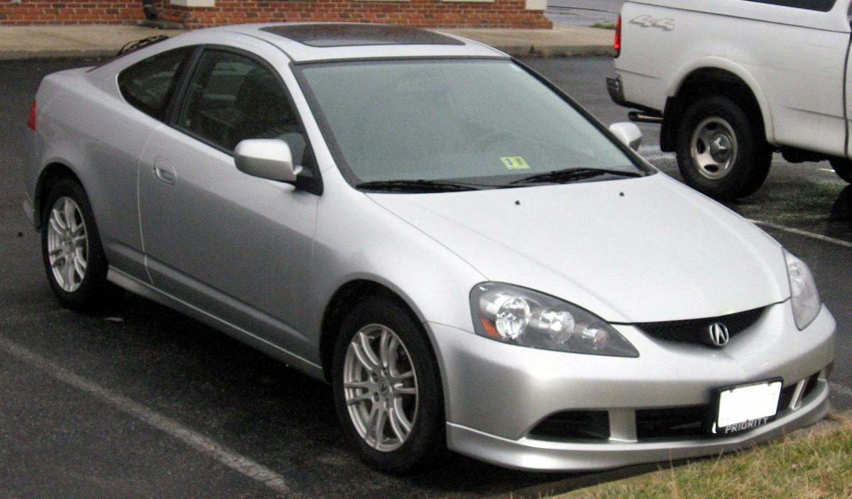 2005 RSX