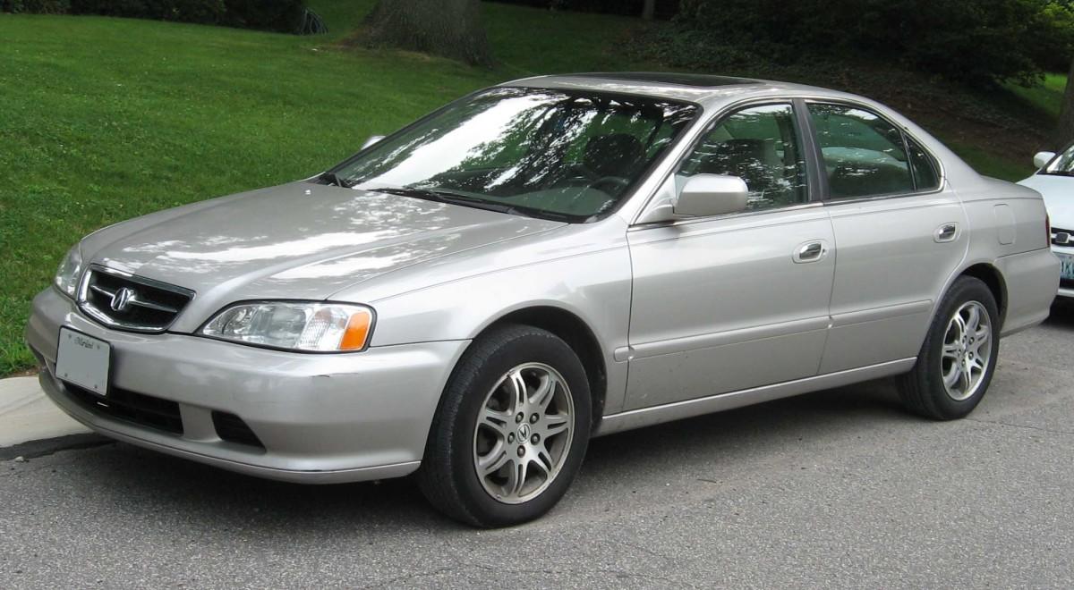 2002-2003 Acura 3.2TL
