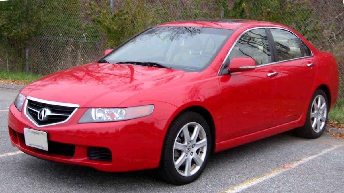 2004-2005 TSX