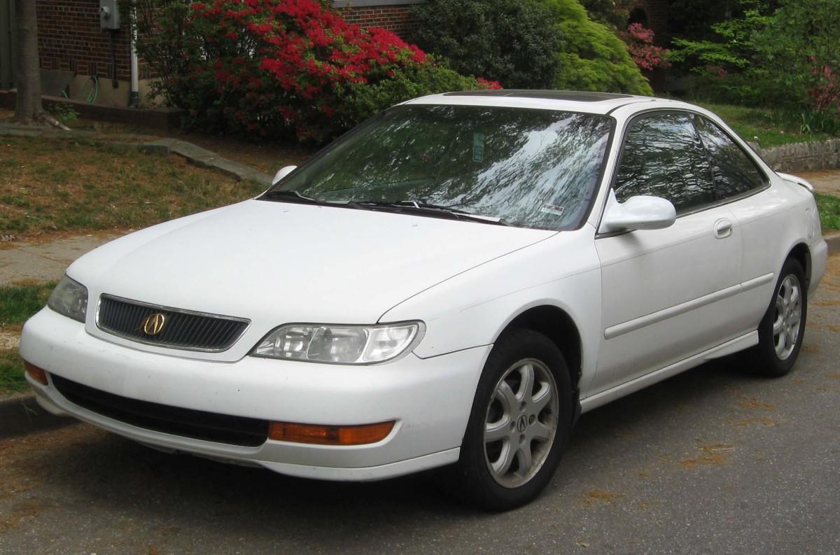 1998-1999 Acura CL