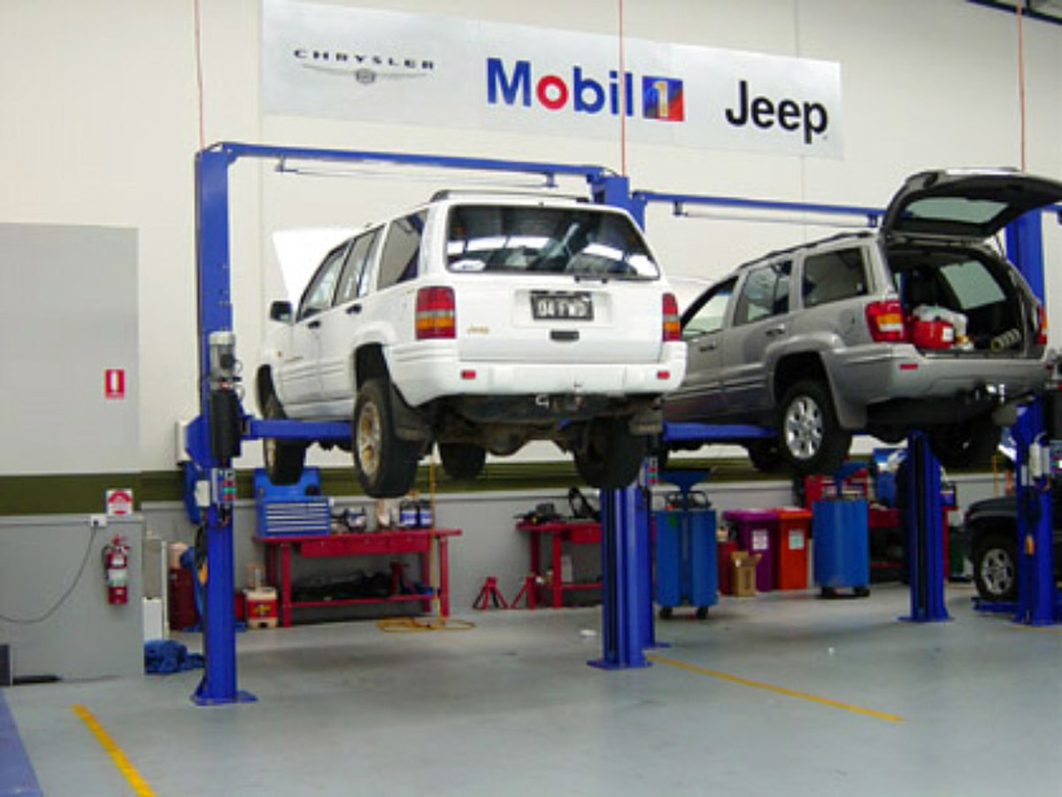 The Right Equipment And Premises To Start An Auto Repair