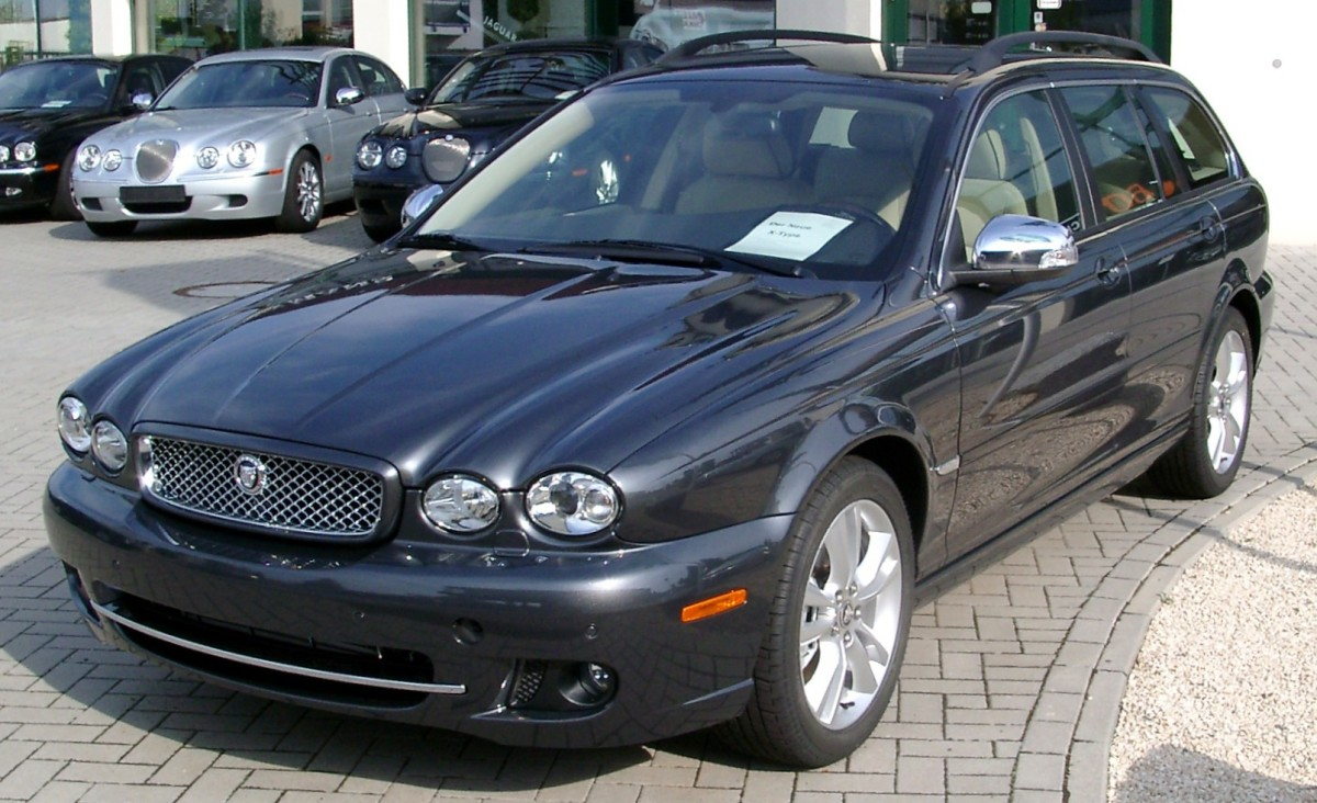 Jaguar X-type station wagon