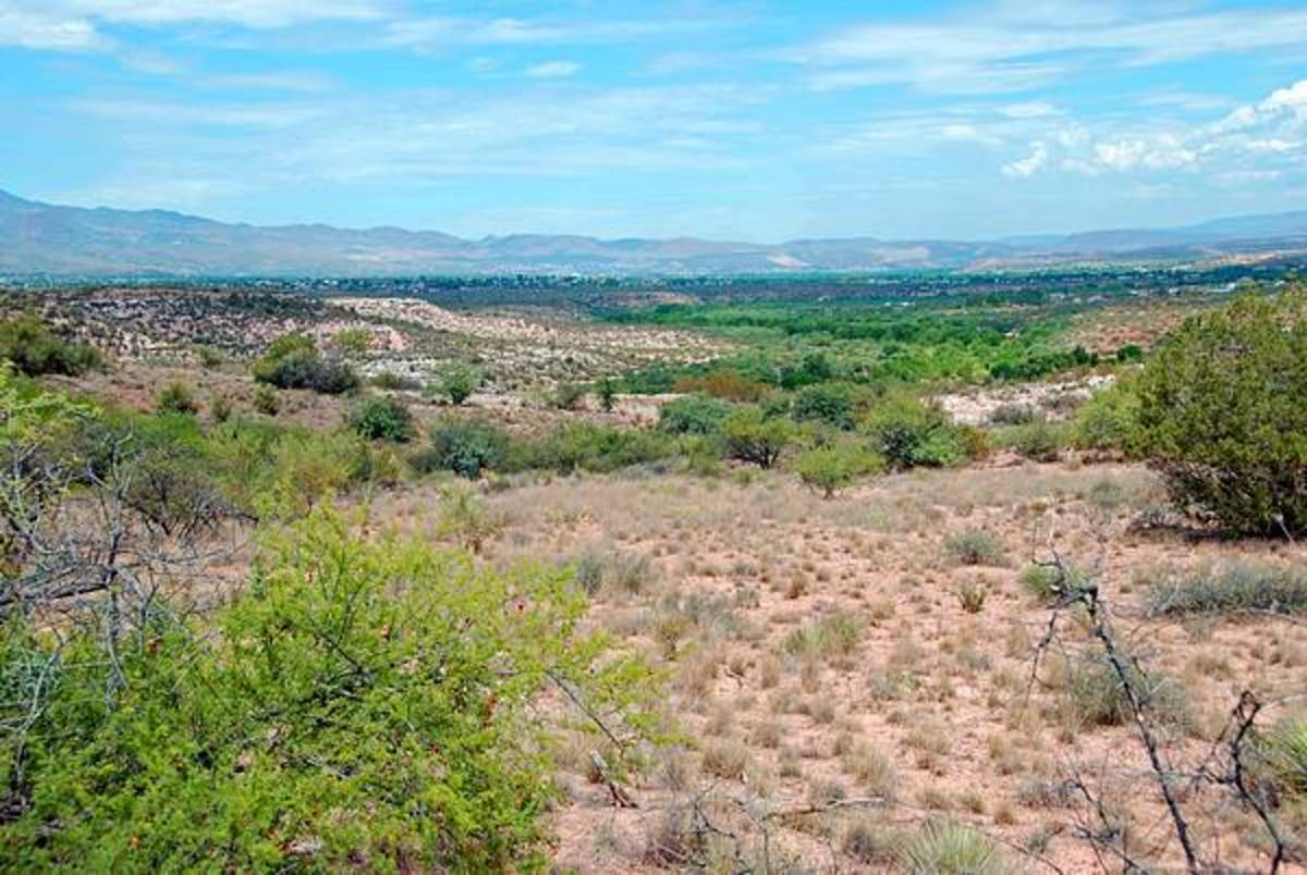 Verde Valley Campground View