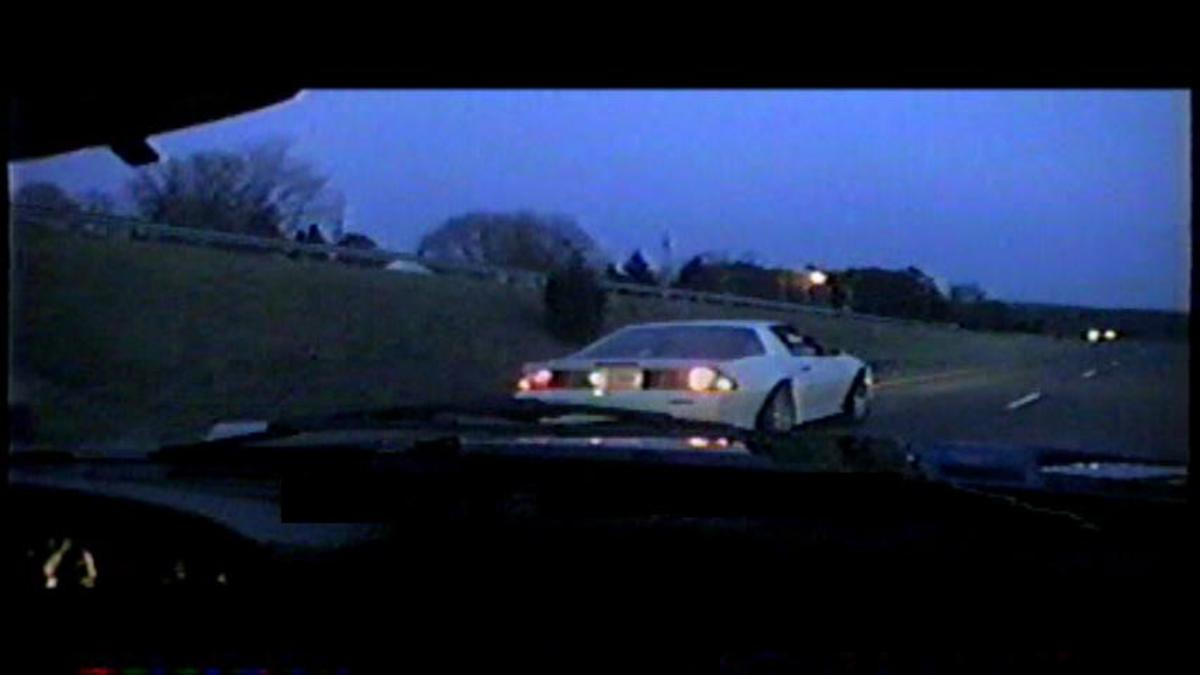 1990 G92code Camaro vs 1989 5.0 Mustang GT. A lighter version 5.0 Mustang LX would be a better match-up against this 3,200 lb IROC sleeper.