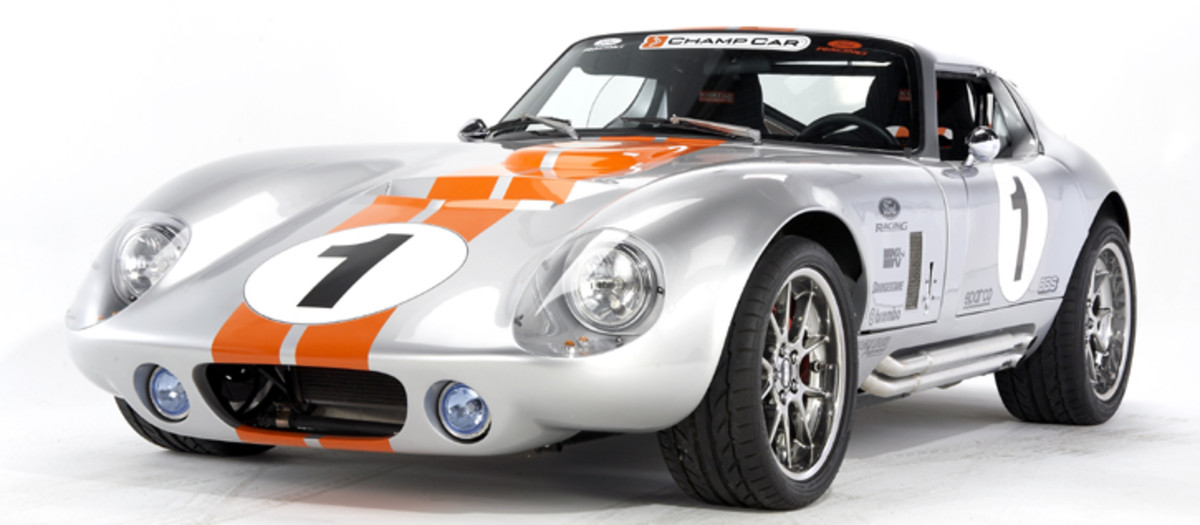 2. Factory Five Racing-Type 65 Daytona