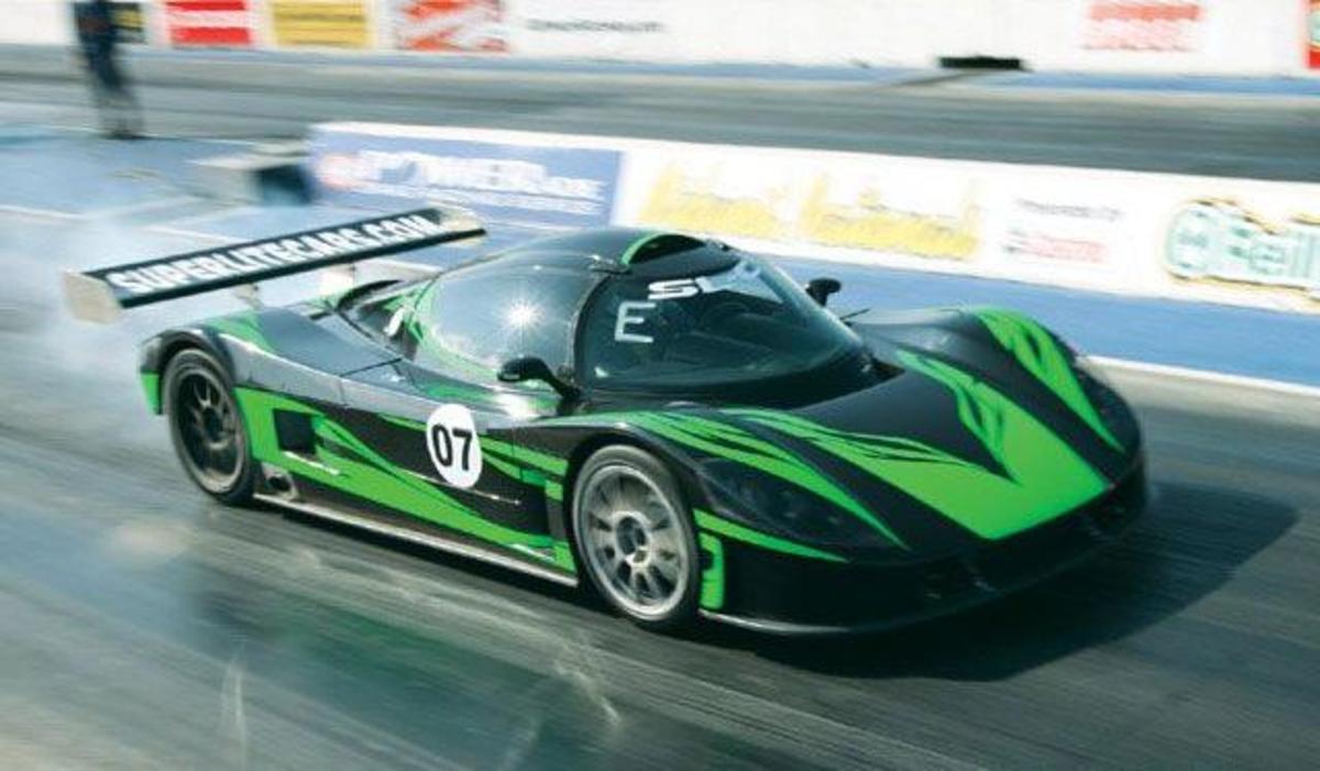 3. Race Car Replicas-SL-C
