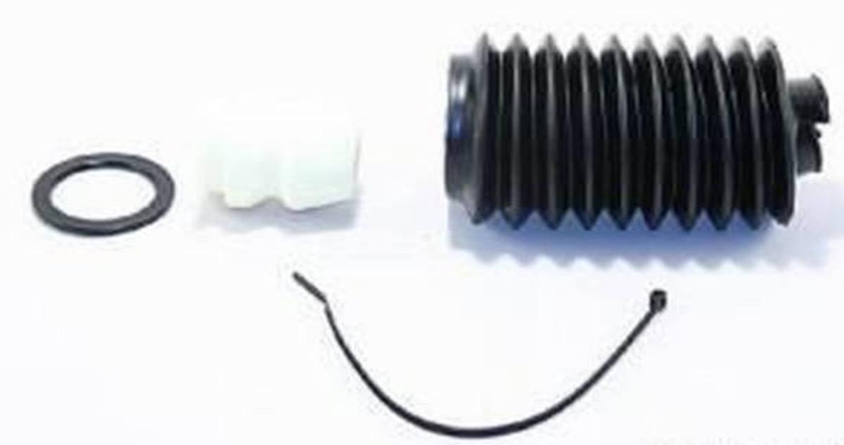 An aftermarket replacement strut bellows