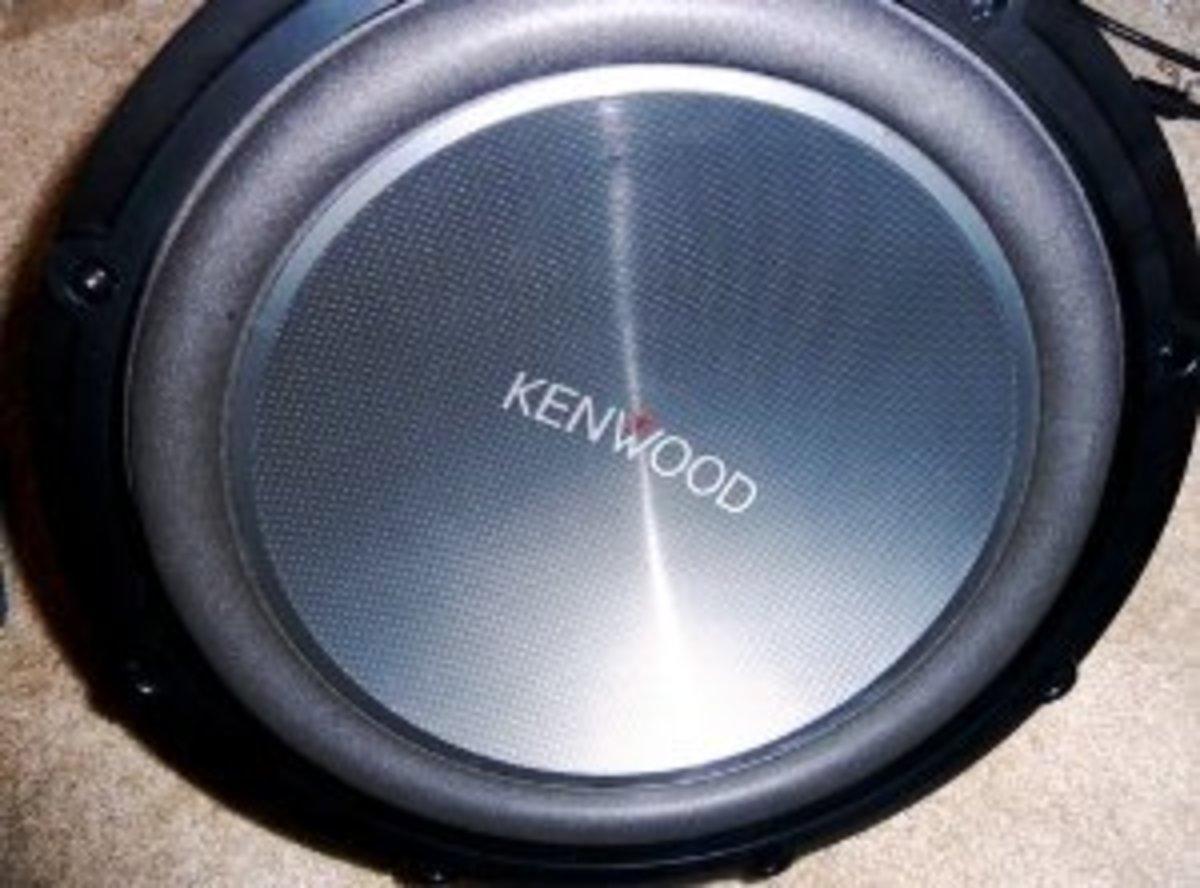 Kenwood KFC-W3012