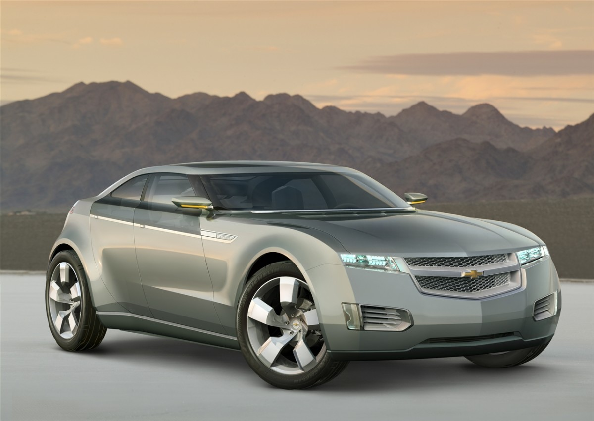 The pioneering Volt is Chevy's best hope to become financially healthy enough to challenge Ford in the future. With it's highly advanced technology, it carries a price of around $42,000.