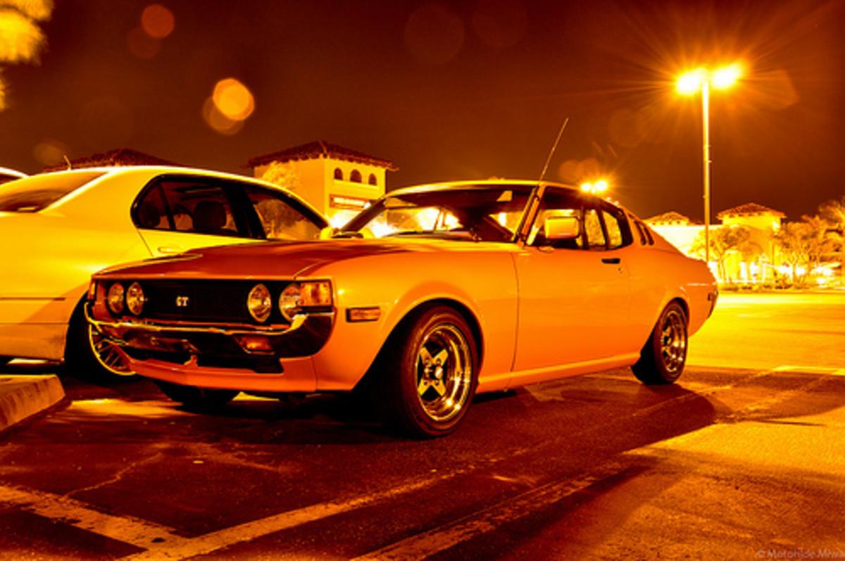 1977 Toyota Celica fastback