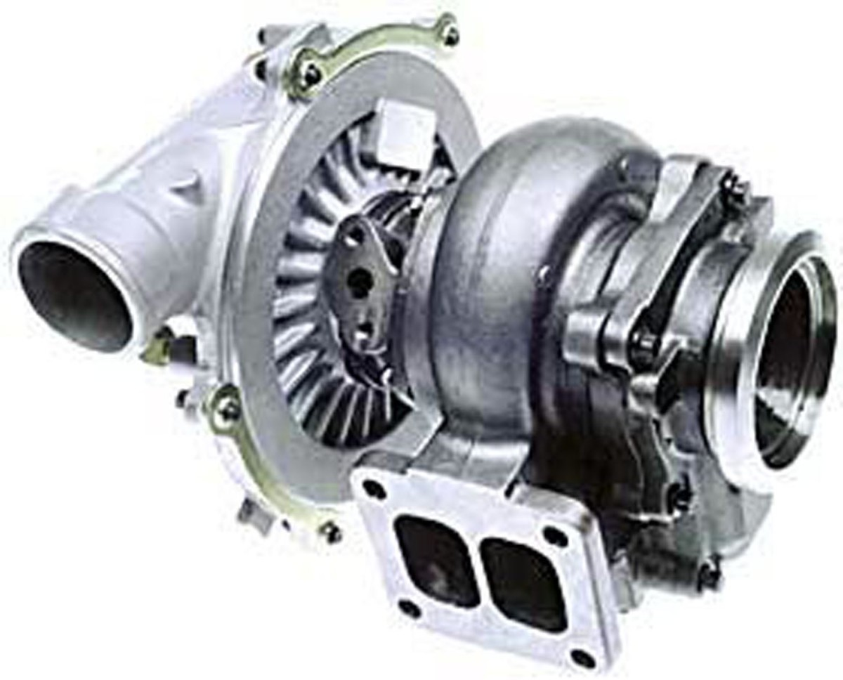 Replacement Turbo