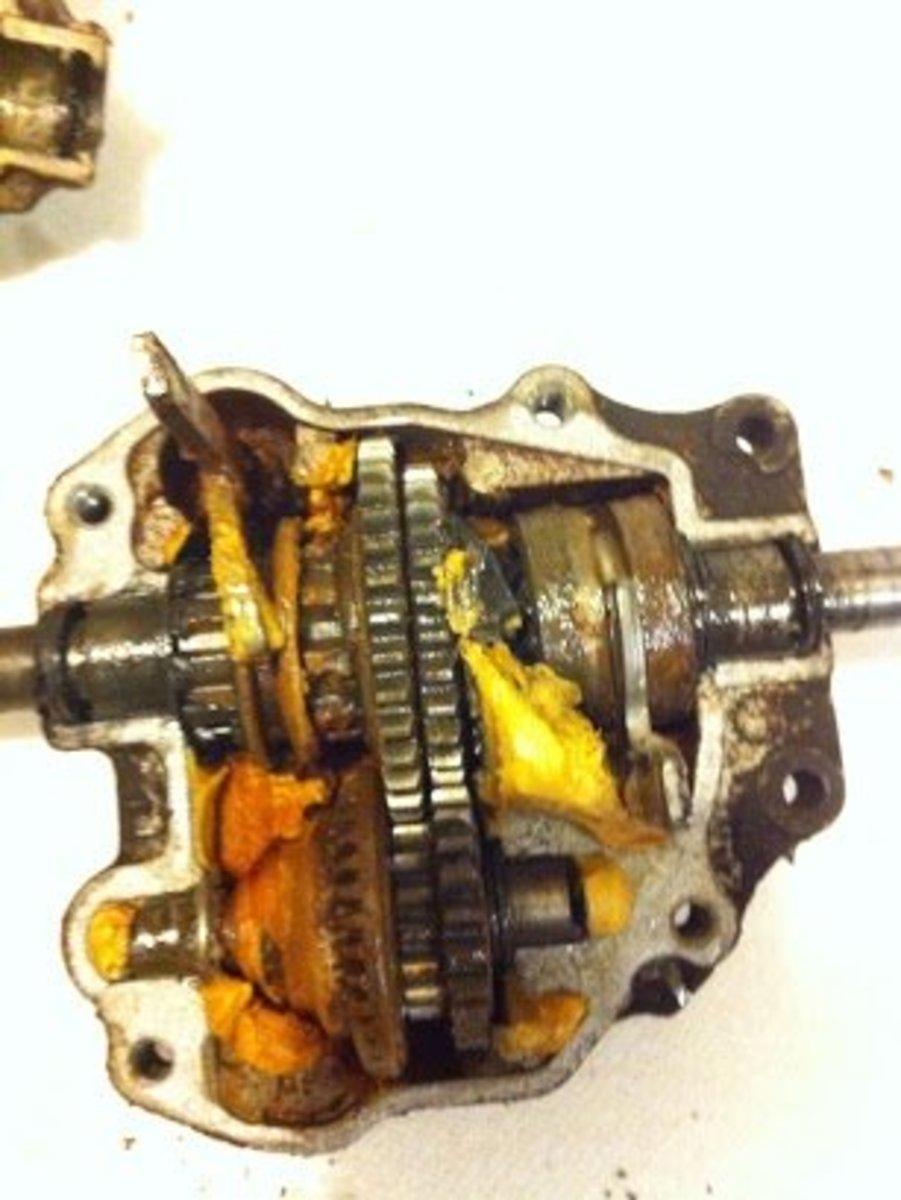 Honda Harmony 215 Transmission Problems | AxleAddict