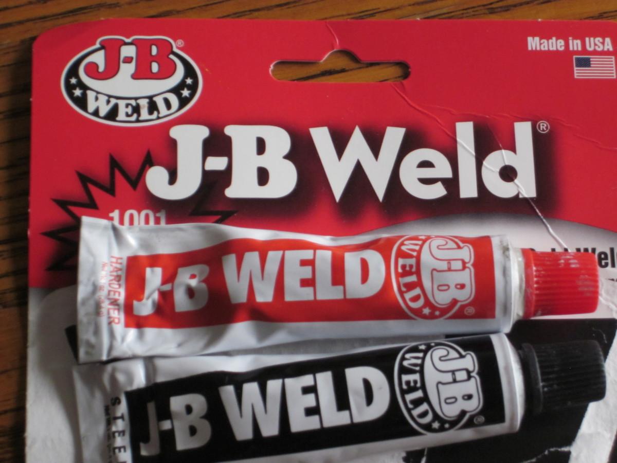 J-B Weld, Cold Weld Epoxy