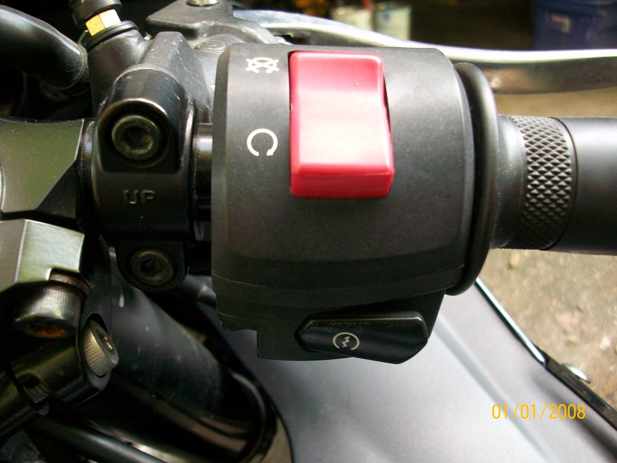 Ignition Kill Switch and Start Button