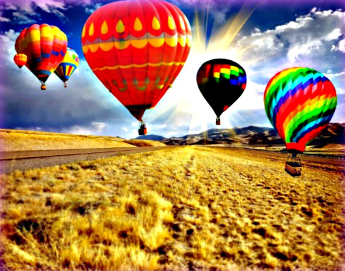 The Albuquerque Balloon fiesta is popular, but campgrounds in that town double their prices when this activity takes place every year.