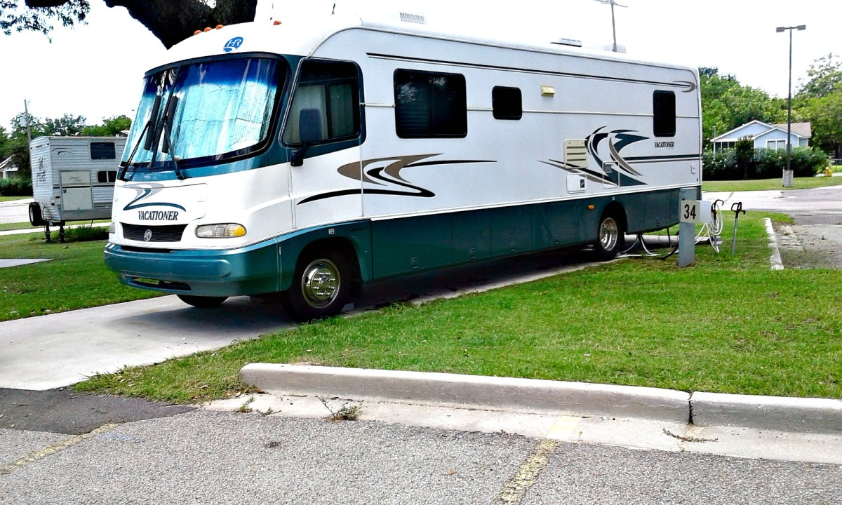 The right RV can be a real pleasure.