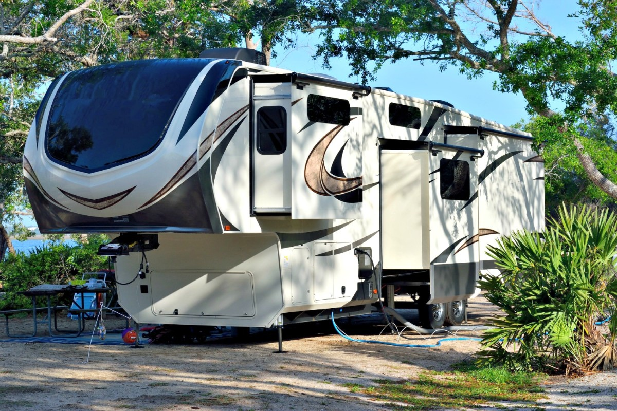 There are thousands of great used RVs from which to choose, but do so carefully.