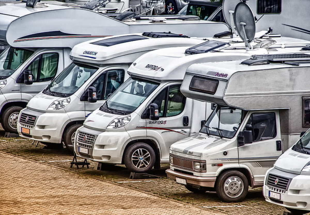 Most RV parks are geared toward adults, so children don't normally do well in them.
