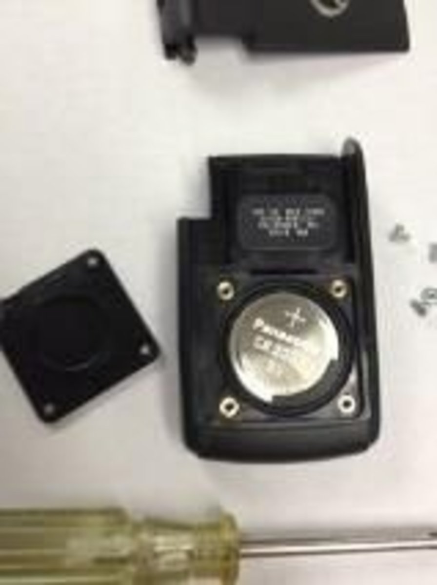How to Change Smart Key Battery