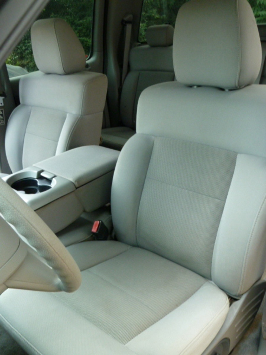 How To Clean Car Seats Axleaddict