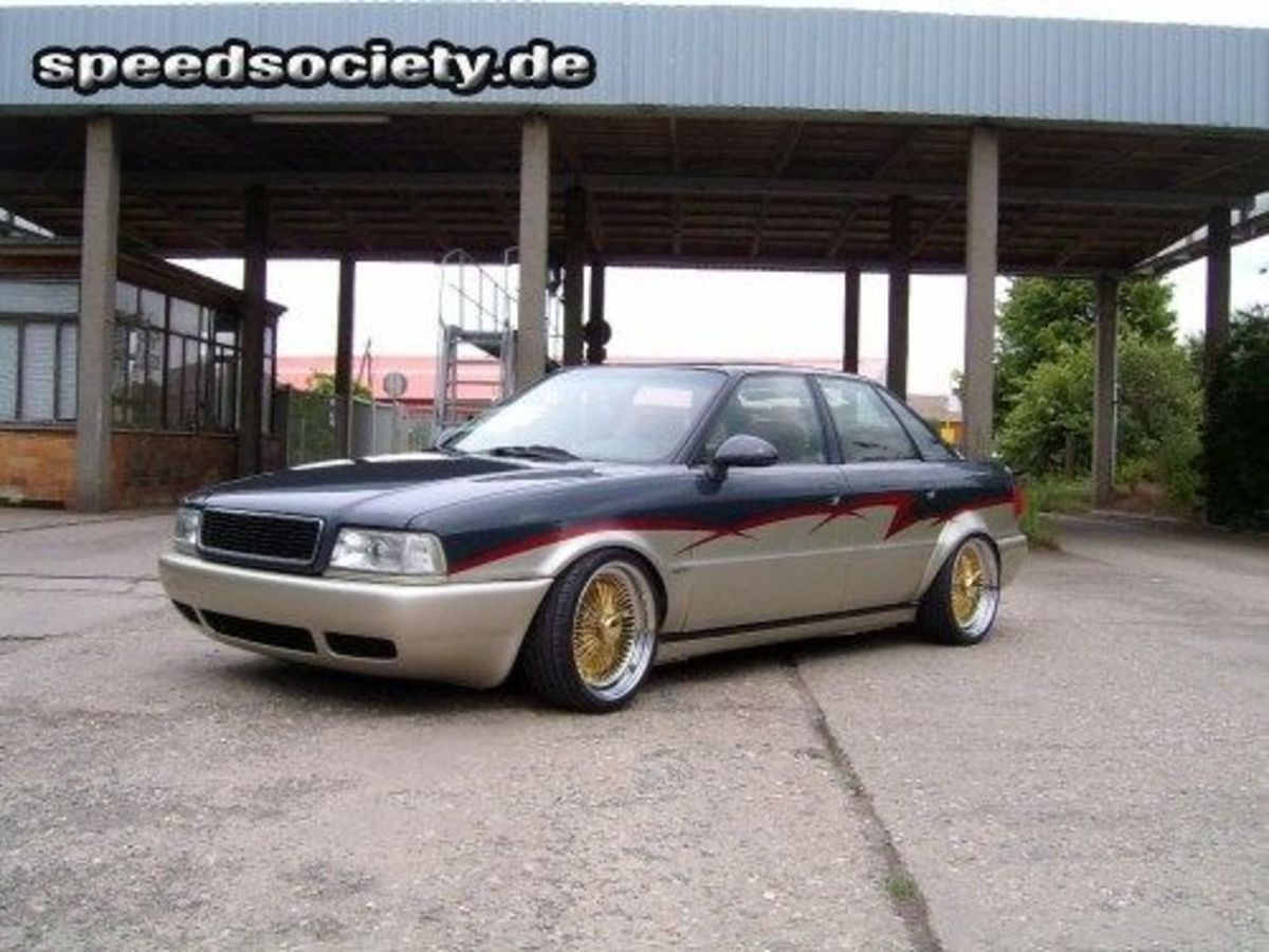 Euro Audi 80 B4