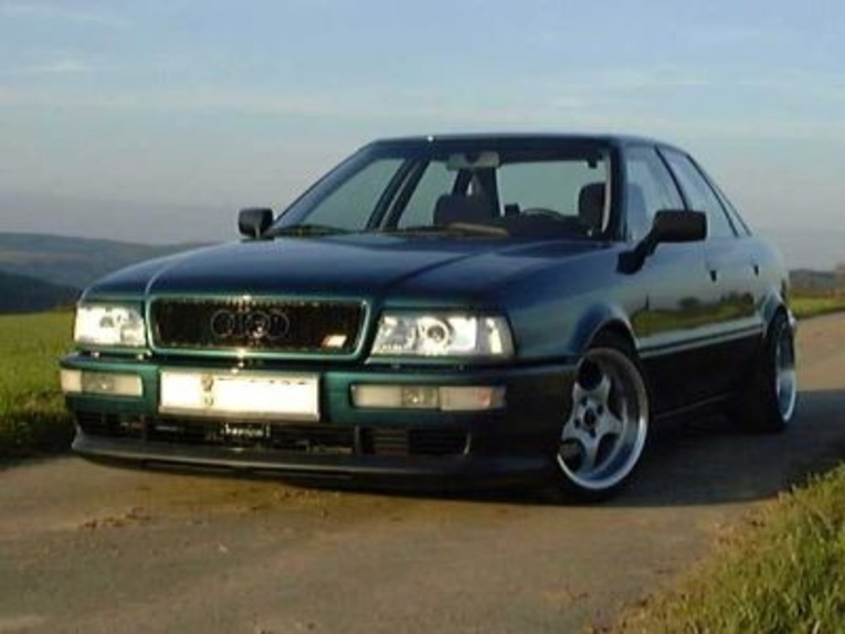Audi 80 B4 Specifications Axleaddict