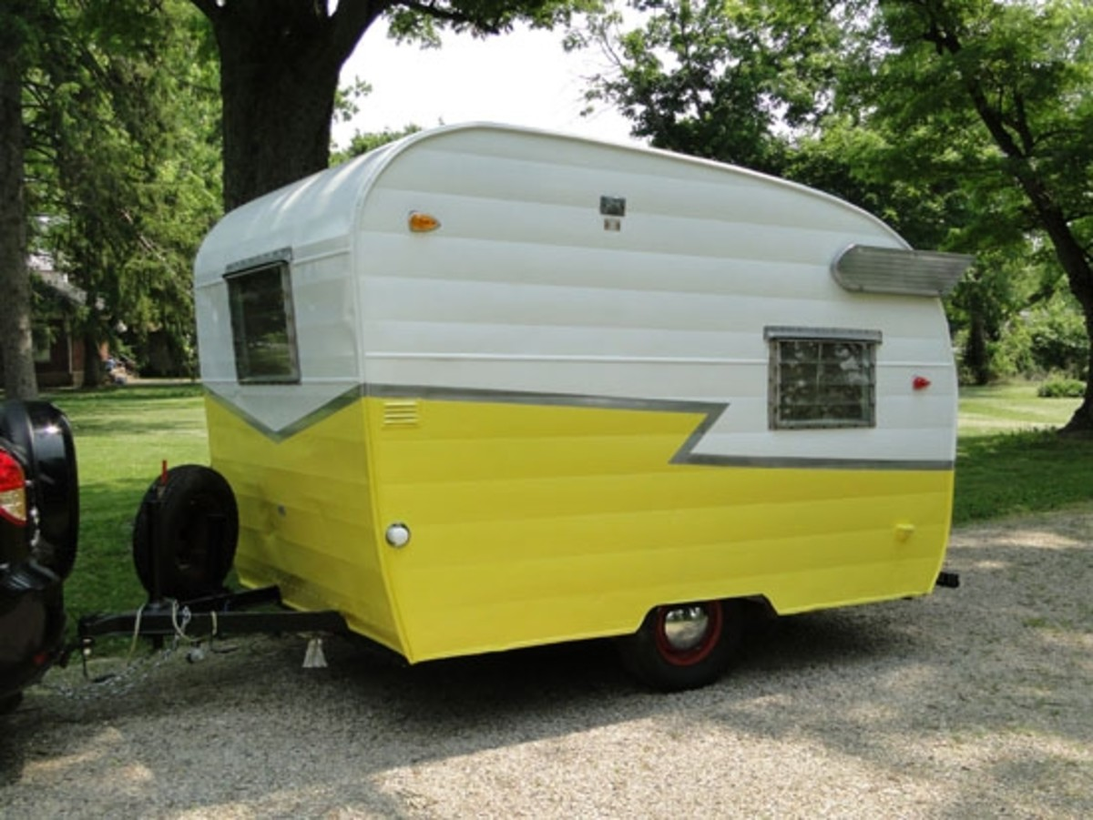 The Shasta compact shows its charming side!