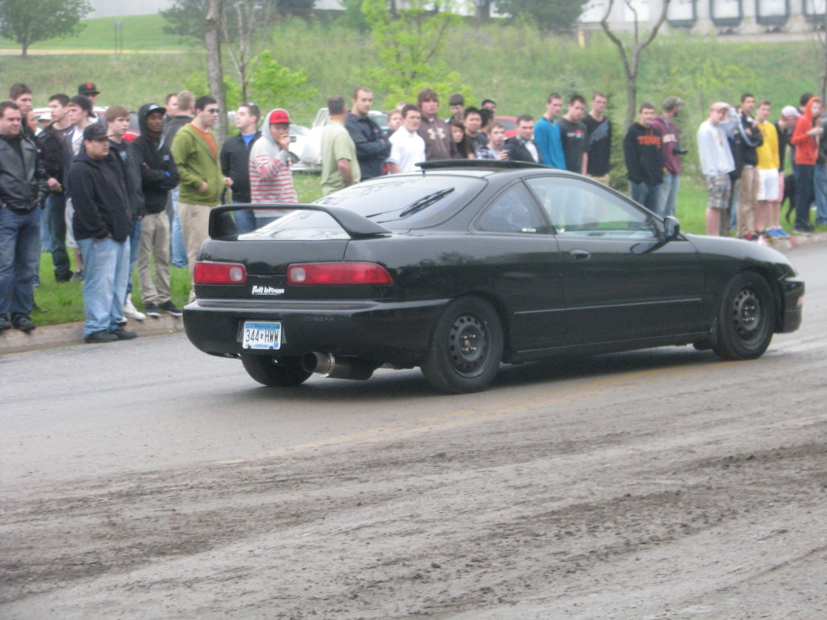 Third-generation Integra
