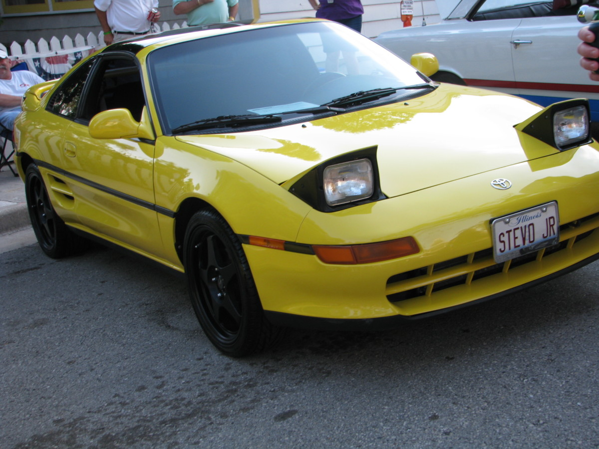 Yet another second generation MR-2