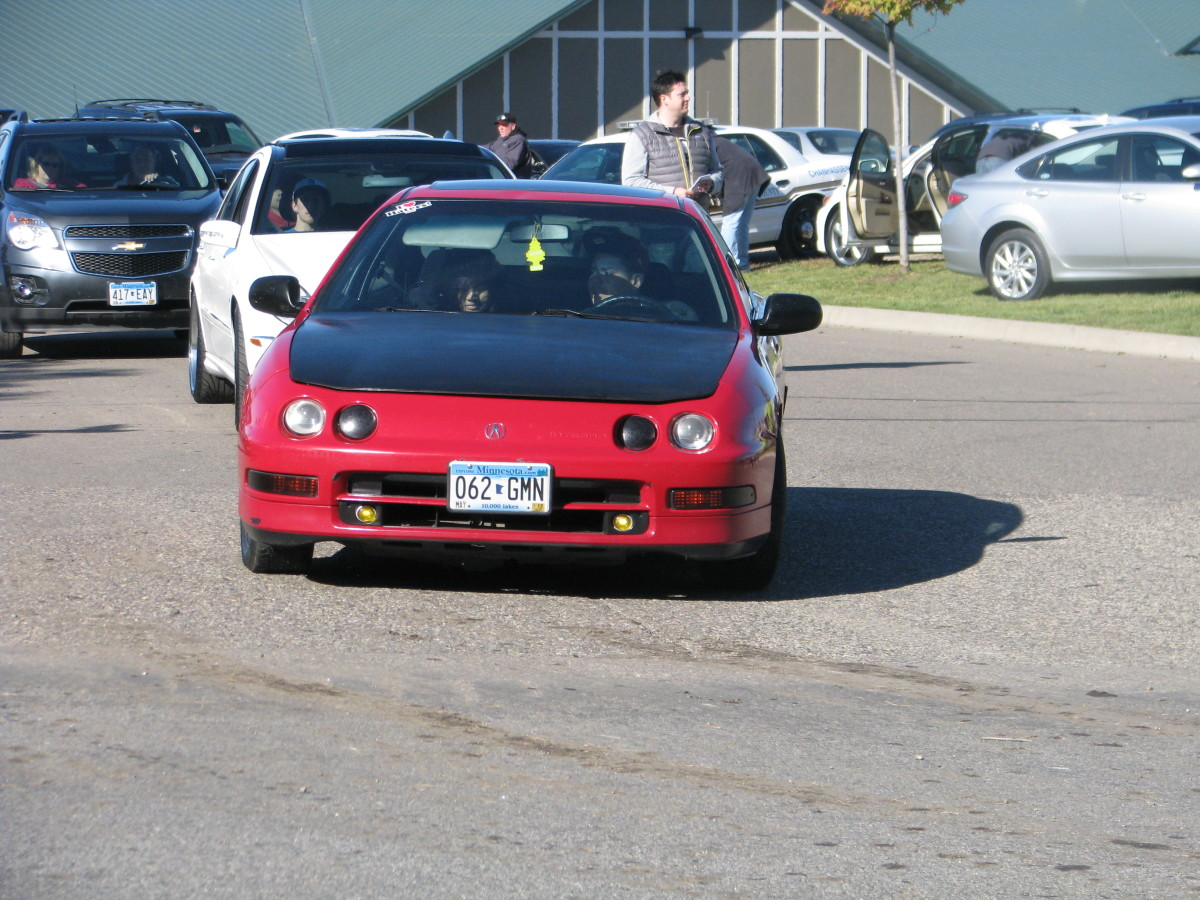Modified third-generation Integra