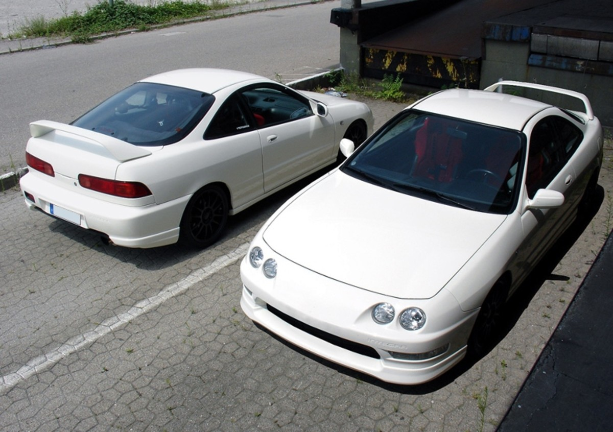 Third-generation Acura Integra