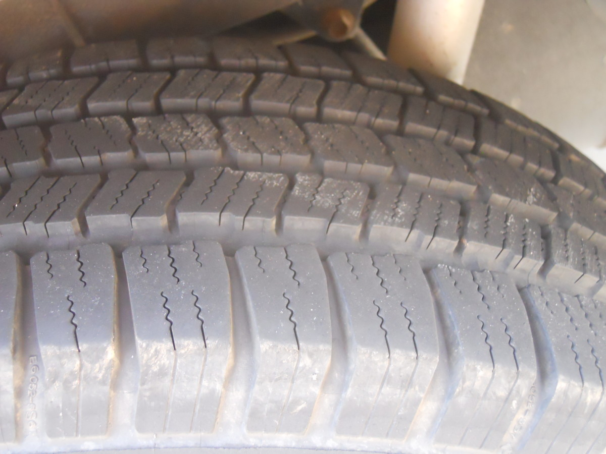 Tires with good tread