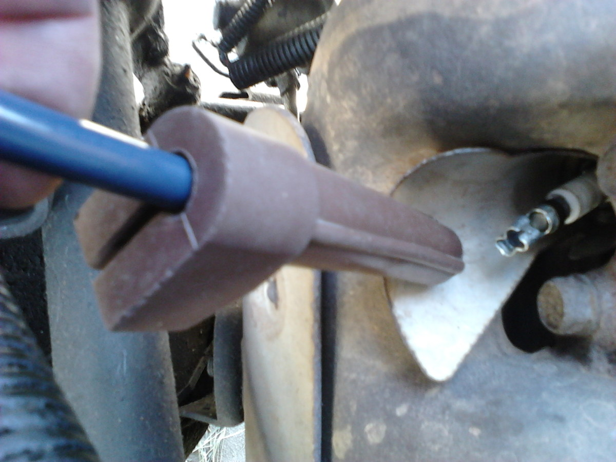 How to Repair a Spark Plug Wire   AxleAddict