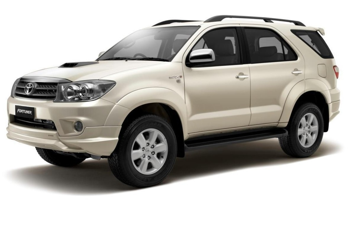 "Toyota Fortuner- "" A perfect Sports Utility Vehicle (SUV)"""