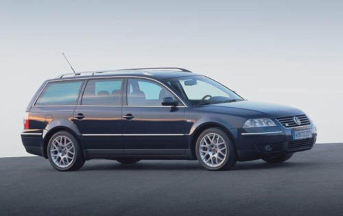 "Volkswagen-Passat "" a Wagon style car"""