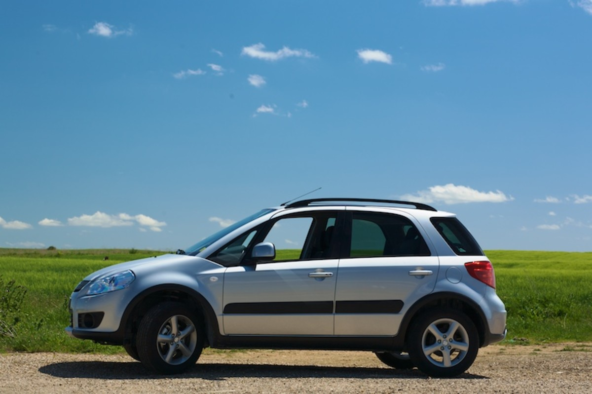 SX4 on the Trail