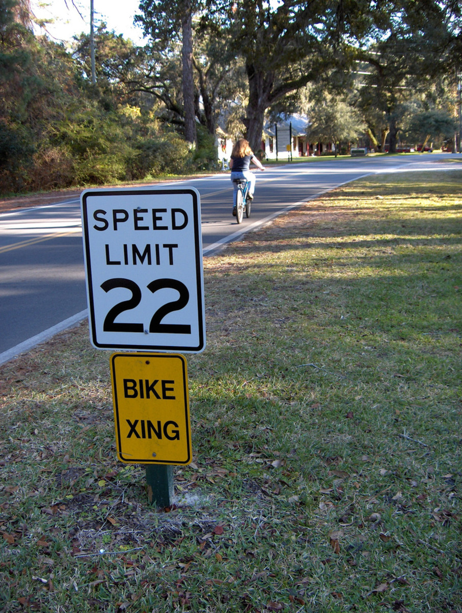 Not following the posted speed limit is the #1 commonly broken traffic law.