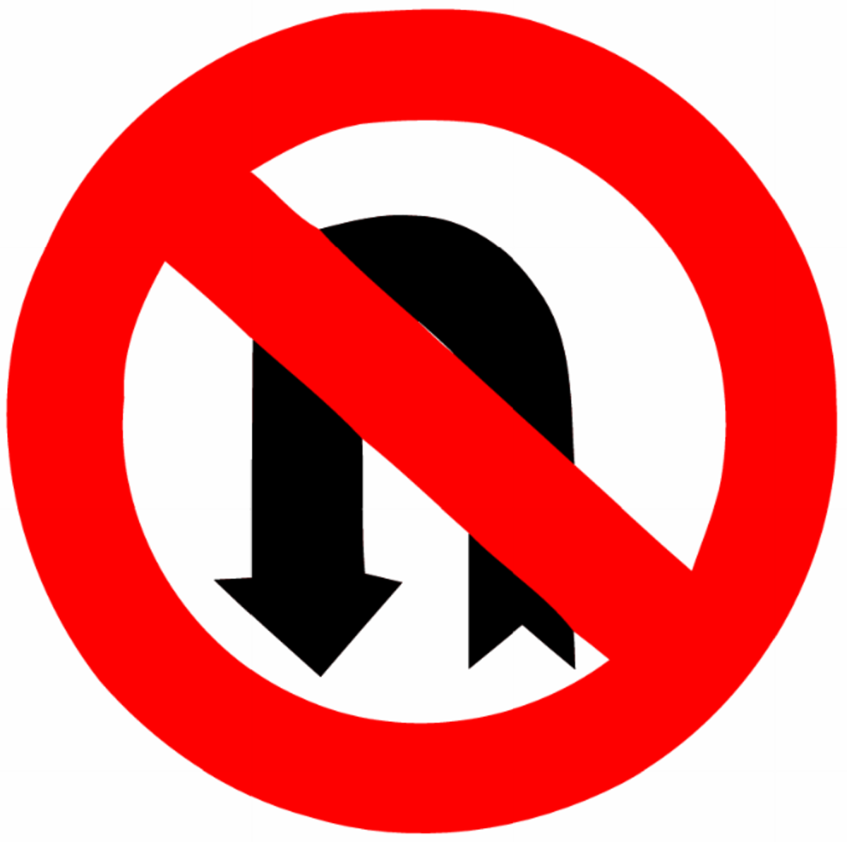 Following all posted signs will help you avoid getting traffic tickets.
