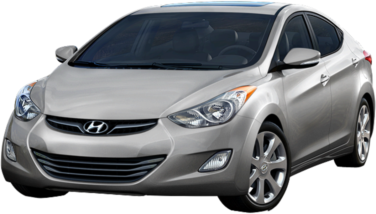 The Hyundai Elantra