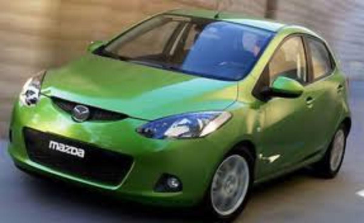 The Mazda 2