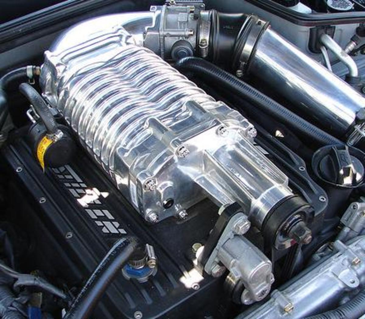 Car Modding, Car Tuning and the Science of Horsepower: The