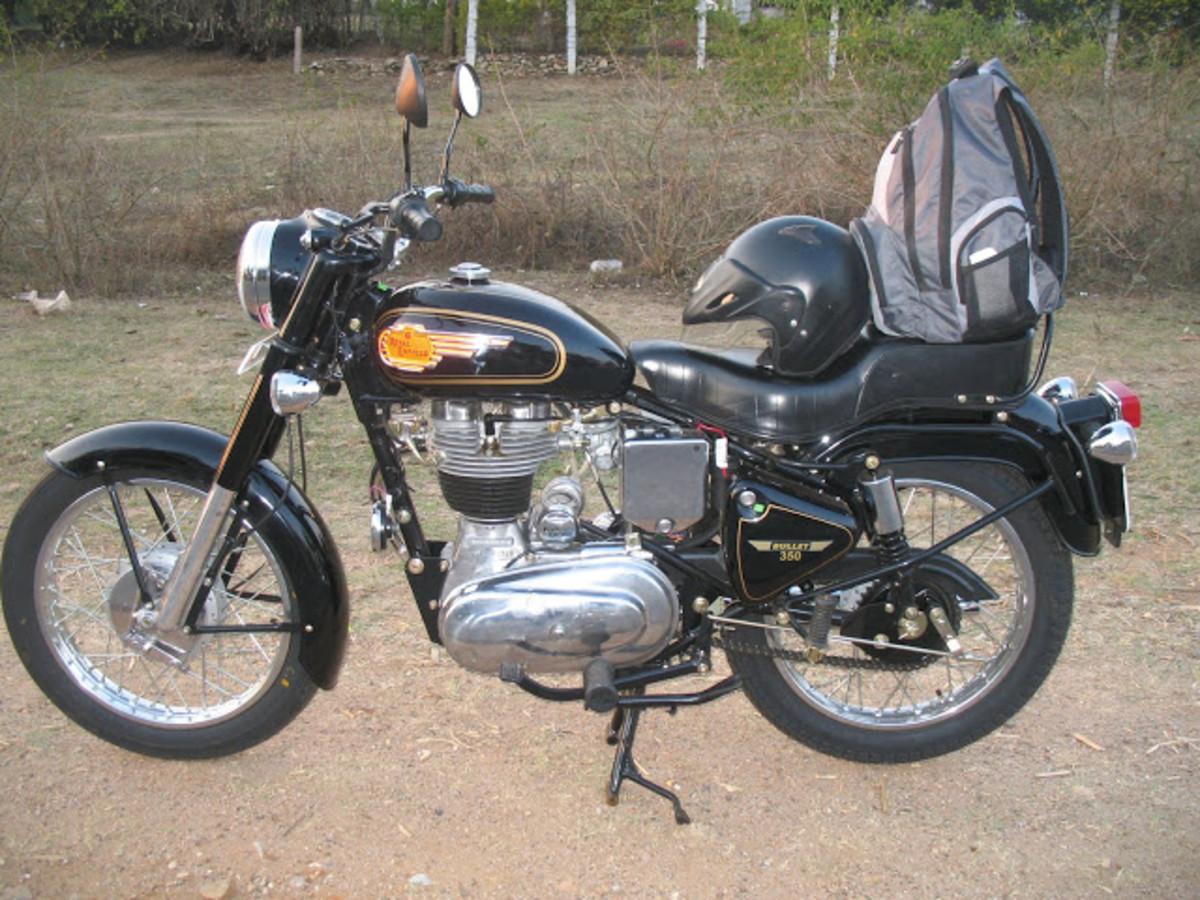 Royal Enfield Bullet 350 cc Standard in New Delhi on Sale