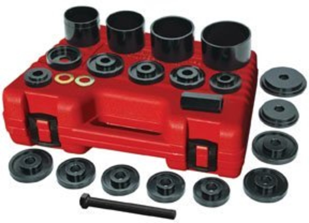 B. Wheel bearing installation/removal kit