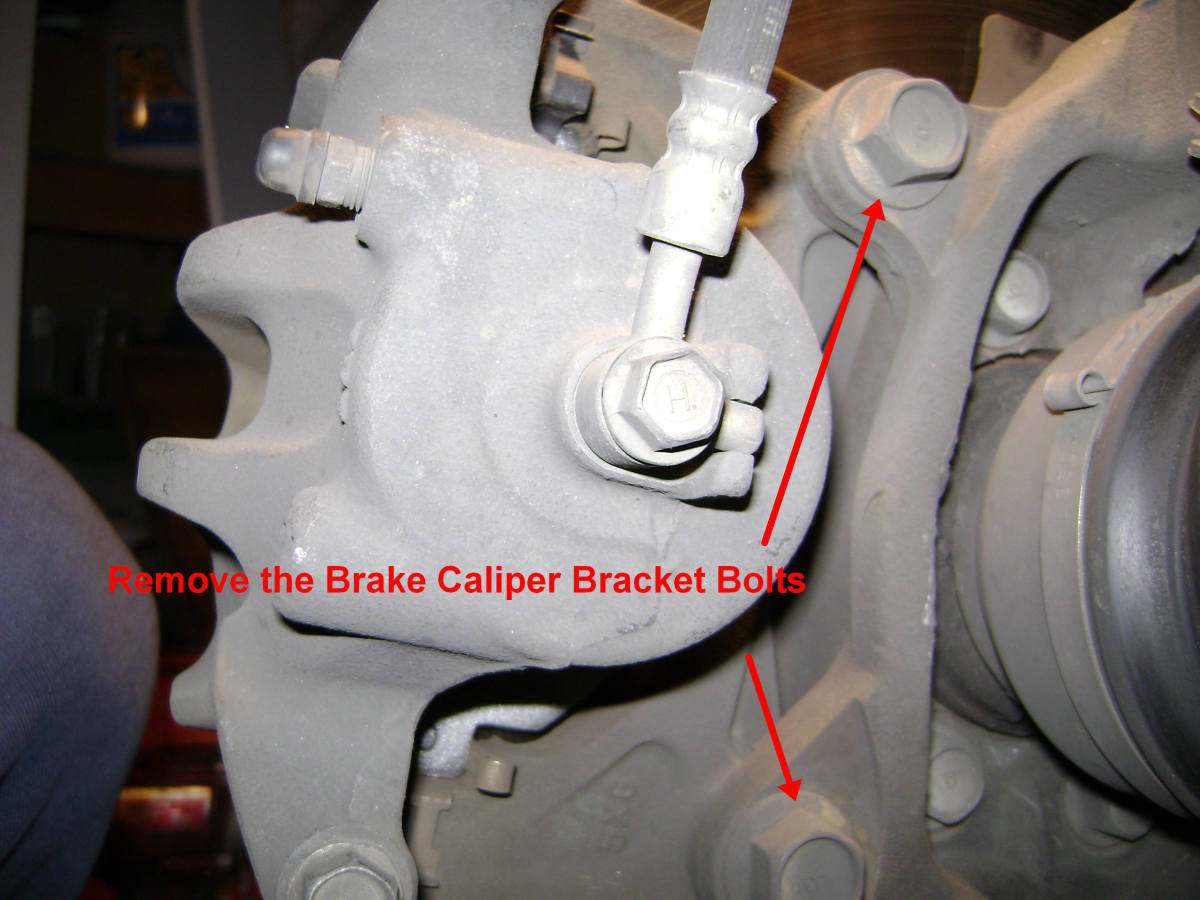nissan murano rear brake caliper