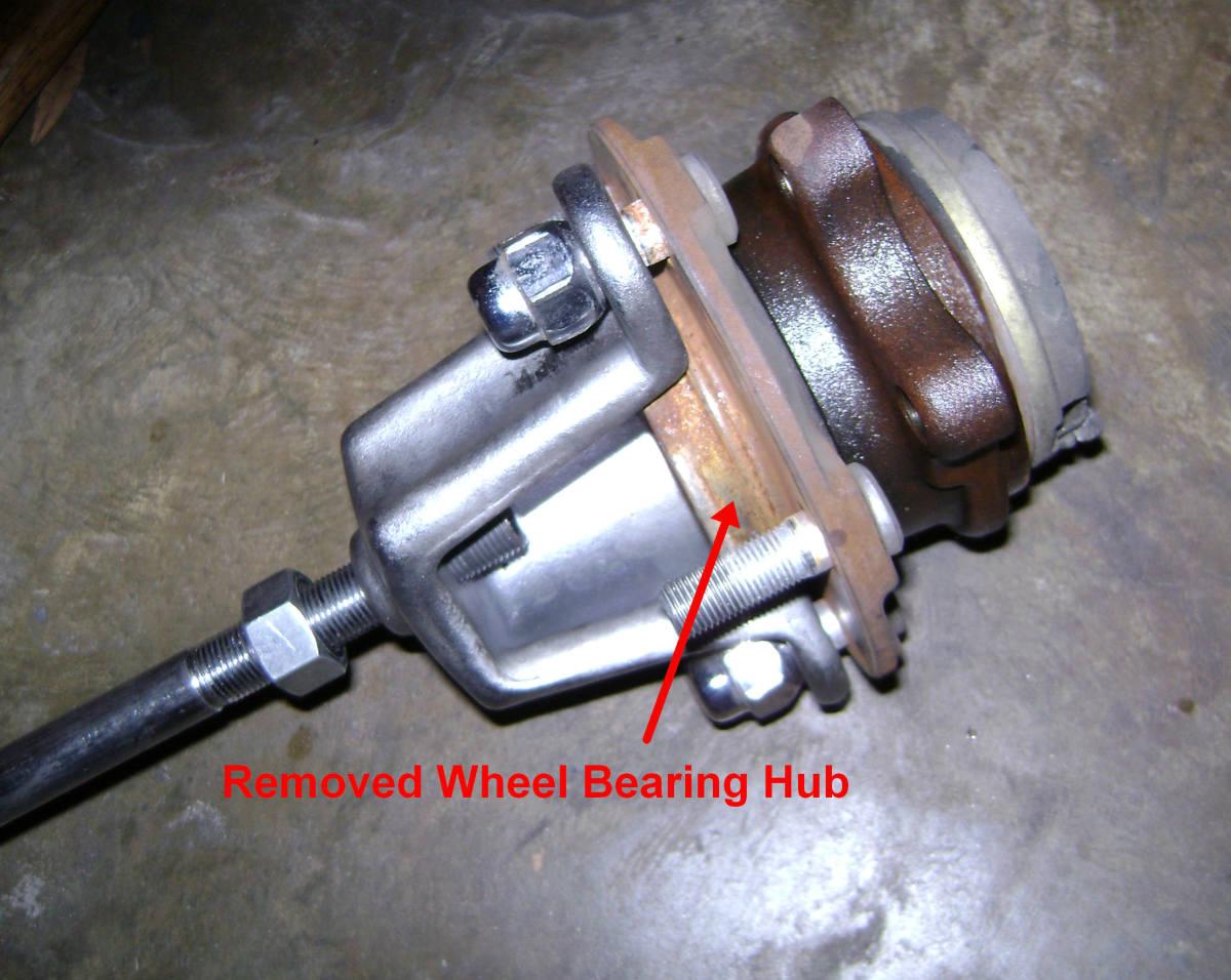 DIY Nissan Murano/Quest Front Wheel Bearing Hub Replacement | AxleAddict
